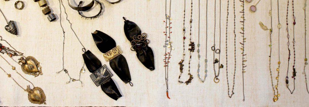 Gioielli artigianali handmade Roma, nam Ecodesign