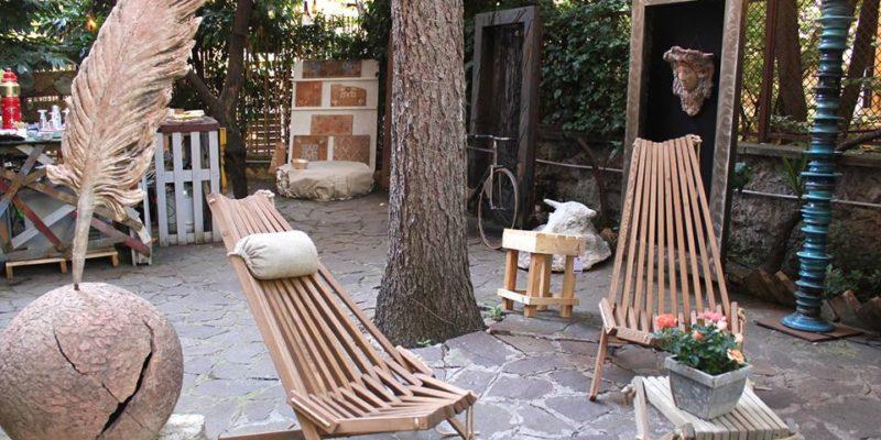 nam garden spazio espositivo, eventi e feste private quartiere trieste roma