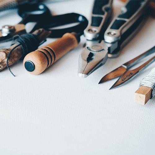 strumenti dell'artigianato