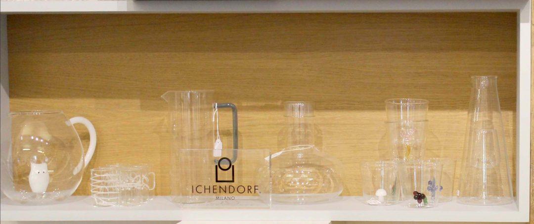 bottiglie in vetro trasparente ichendorf milano