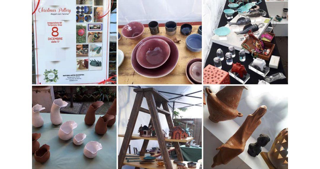 christmas pottery mostra mercato artigianato roma