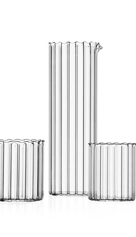 vetro ottico linea Laguna Ichendorf brocche e bicchieri