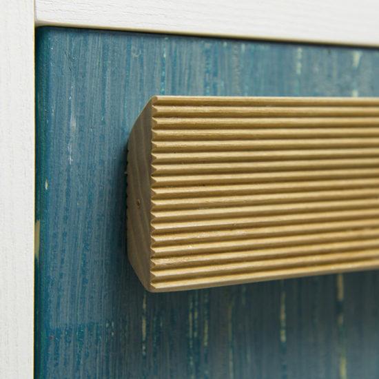 maniglia in legno di recupero per mobili laquercia21