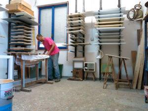 mobili fatti a mano su misura roma laquercia21