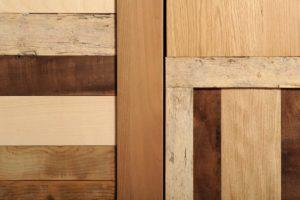 credenza in legno massello nuovo e legno riciclato laquercia21