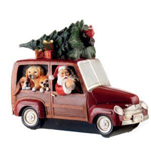 Babbo Natale Station-Wagon