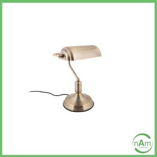 lampada da tavolo Bank di Present Time